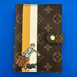 Louis Vuitton Traveling Man Limited Edition Wallet Agenda New W/out Tags