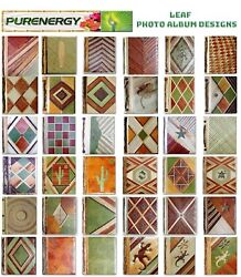 Wholesale Lot Leaf Natural Photo Albums Hand Crafted Bali Assorted Designs New