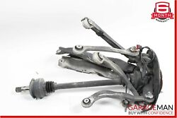 07-14 Mercedes W221 S550 S400 Cl550 Rear Right Spindle Knuckle Assembly Set Oem