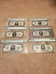 Lgs Currency-multiple Denominations