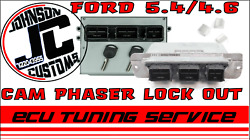 Ford F-150 F Series Mustang 5.4 / 4.6 Cam Phaser Lock Out Tuned Ecu Computer