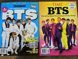 Entertainment Ultimate Guide To Bts 2021 + Time Bts Collectorand039s Edition Magazine