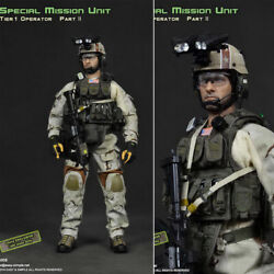 Easyandsimple 26008 Special Mission Unit Tier1 Operator Part Ii Figure Chinese Ver
