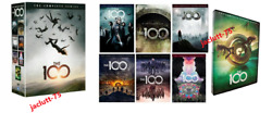 The 100 Complete Series Seasons 1-7 Dvd 24 Disc Box Set New Free Shipping