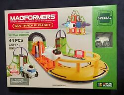 Magformers Sky Track Play Set Special Edition 44 Pieces - Nip
