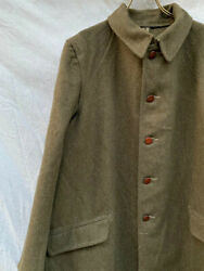 Empire Of Japan Imperial Japanese Army Mantle Coat 1944 Military Antique Vintage