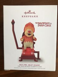 Hallmark 2018 Heand039s Mr Heat Miser The Year Without A Santa Claus Ornament