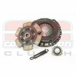 Competition Clutch 3050-1620 Stage 4 Sprung Strip 6-pad Ceramic Clutch Kit New