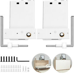 Vevor Bed Spring Mechanism Hardware Kit 1.2m Width Twin Bed Murphy Wall