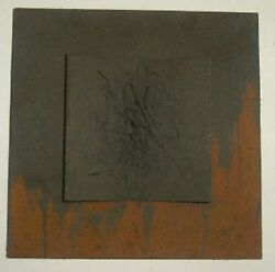 Original Abstract Wood Art By Nacho Angulo - Spain Finland Europe Gallery Museum