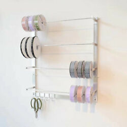 Electrical Wire Assortment Wire Spool Rack Thread Tape Organizer Display