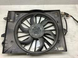 03-04 Ford Thunderbird Engine Electric Cooling Fan Motor Assembly W/ Module