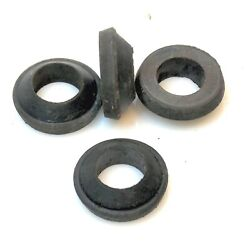 4 Mercury Outboard Upper Shock Absorber Rubber Bushings 23-32171 60-70and039s Vintage