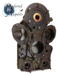 New Lycoming Accessory Housing Pn 71262 For Go-480 Geared Engines Preserved