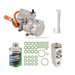 Oem Ac Compressor W/ A/c Repair Kit For Lexus Ct200h 2011 2012 2013 2014