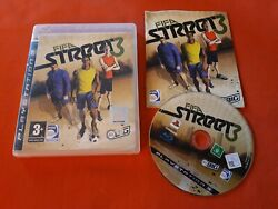 Fifa Street 3 Playstation 3 Ps3 Sony Complete Pal Fr