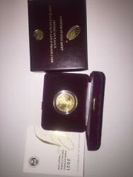 Us- Mint American Eagel 2021 One-half Ounce Gold Proof Coin