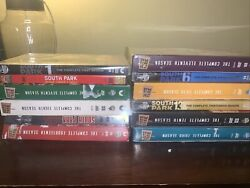 Lot Of New And Used 10 Seasons And 2 Dvd Of South Park
