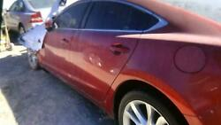 17 Mazda 6 Driver Rear Door Left Free Local Delivery Red
