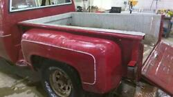 73-87 Chevy/gmc Truck Square Body Stepside Pickup Bed See Description