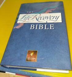 The Life Recovery Bible Fc25-3-jv4588