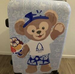 [discontinued / Rare] Hawaii Aulani Limited Duffy And Sherry May Suitcase
