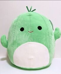 Squishmallows Kellytoy Official 2021 Marcellus The Boy Cactus 16 Plush Doll Toy