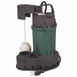 Part 024488,flint And Walling/star Water,h2opro, 1/3 Hp, Cast Iron, Submersible Su