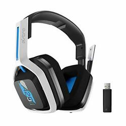 Astro Gaming A20wl-ps Ps5 Ps4 Pc Switch Xbox A20 Wireless 2.1 Ch Stereo Usb