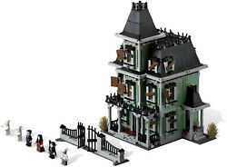 Lego 10228 Monster Fighters Haunted House - Retired Halloween Set New And Sealed