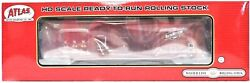 Ho Scale Atlas 20005655 Chicago And North Western Cnw 155898 Berwick 50' Boxcar