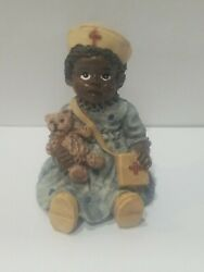 African American Girl Nurse Young Andrsquos Collectibles 1994 Black Americana