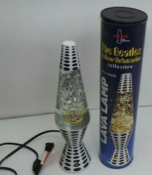 The Beatles Yellow Submarine Collection 14.5 Lava Lamp - Vintage