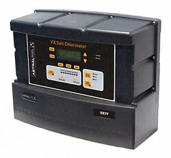 Astral Vx7 Control Box Brand New No Cell Salt Chlorinator Pool Spa Free Delivery