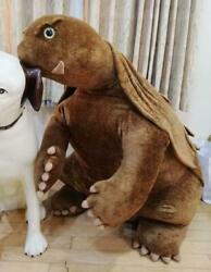 Gamera The Little Braves Movie Promotion Goods Gamera Plush Toy Doll Used