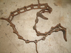 New Idea Corn Picker 302293 One Row Lower Short Chain 323, 310, 309, 7 And 10