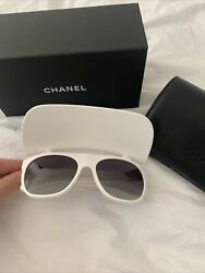 71046 White Visor Sunglass Cruise 2020/21 Rare Sold Out Style