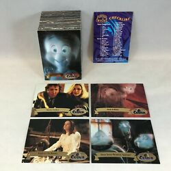Casper The Friendly Ghost Live Action Movie Complete Card Set 1995 Fleer Ultra