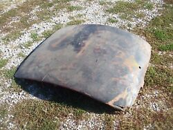 1937 1938 Chevy Coupe Conv Steel Trunk Lid Stock Car Street Jalopy Rat Rod Hot