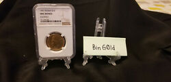 10 Indian Gold Eagle Unc Details Ngc Cleaned