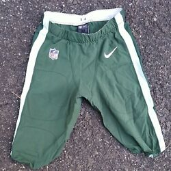 Isaiah Crowell New York Jets Team Issued Nfl On-field Football Pants
