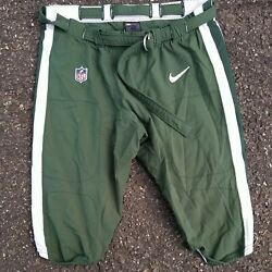 Muhammad Wilkerson Nike New York Jets Team Issued Nfl On-field Football Pants
