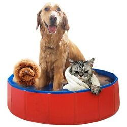 Foldable Pet Bath Dog Pool Pet Bathing Tub Pool For Dogs Cats Pet Accessories