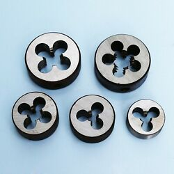 Tr8 - Tr30 Trapezoidal Metric Left Hand Thread Die Select Size