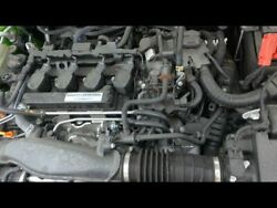 Engine 1.5l Turbo Vin 3 6th Digit Coupe 174 Hp Fits 16-19 Civic 916221