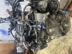 Engine 1.5l Turbo Vin 3 6th Digit Coupe 174 Hp Fits 16-19 Civic 909198