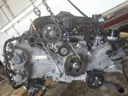 Engine 2.0l Vin A 6th Digit Without Turbo Fits 12-14 Impreza 829204