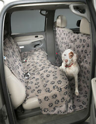 Seat Cover-sle 4 Door Crew Cab Pickup Canine Covers Dca4115bk