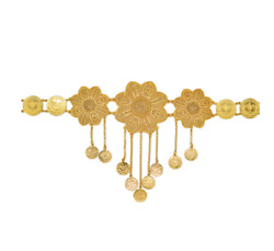 Gold Plated Turkish Belly Chains Coins Money Charm Belt Trendy Fashion Jewellery