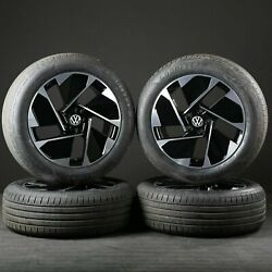 18 Inch Summer Wheels Vw Id.3 East Derry 10a601025c Alloy Wheels